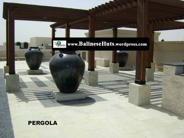 photos of pergolas