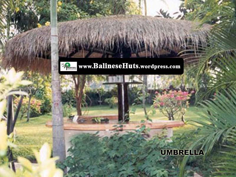 Thatch Umbrellas Bali Huts Balinese Huts Gazebo